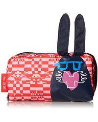 LeSportsac - X Peter Jensen Rectangular Cosmetic Bag - Lyst