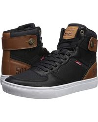 Levi's® Jeffrey Hi 501 SB ... Men's High-Top Sneakers buy cheap big discount clearance brand new unisex cheap Inexpensive 5ZVfDUbK