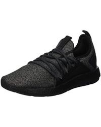 8b02e530626 PUMA Nrgy Neko Engineer Knit Men s Running Shoes in Black for Men - Lyst