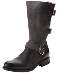Frye - Jayden Moto Cuff Boot - Lyst