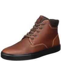 8b90484e6a4610 Ecco - Herren Kyle Hohe Sneaker - Lyst