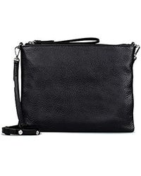 Clarks Roslyn Lily Leather Accessories - Black