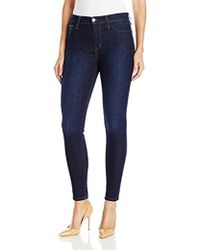 Joe's Jeans - Flawless Charlie High Rise Skinny Ankle Jean - Lyst