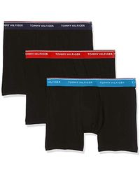 Tommy Hilfiger - 's Boxer Briefs Pack Of 3 - Lyst