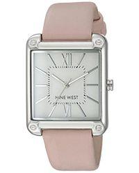 Nine West - Nw/2116 Strap Watch - Lyst