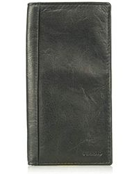 Fossil - Execufold Wallet, Neel-brown, One Size - Lyst