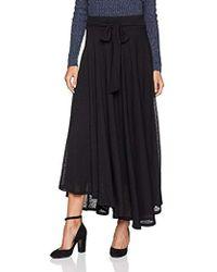 Esprit - 078ee1d004, Falda para Mujer, Negro (Black 001) Small - Lyst