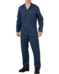Dickies - Basic Blended Coverall Stain & Wrinkle Resistant Cotton/poly - Lyst