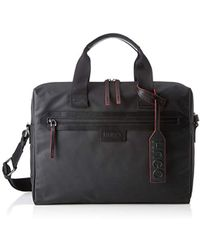 HUGO - 50402964, 's Laptop Bag, Black, 8x29.5x39 Cm (b X H T) - Lyst