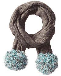 Keds - Knit Pom Scarf - Lyst