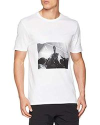 d34205087eebc Nike Air Max Graphic T-shirt in White for Men - Lyst