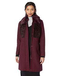 Rachel Roy - Wool Coat - Lyst