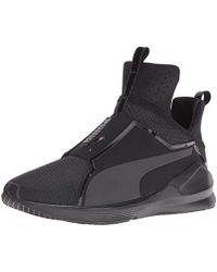 PUMA - Fierce Quilted Cross-trainer Shoe - Lyst