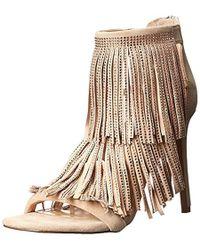 Steve Madden - Fringlyr Dress Sandal - Lyst
