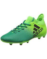watch ff11f e1ecb adidas - X 16.3 Fg Football Shoes - Lyst