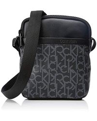 ccceabde0f521 Creative Recreation Buridge Tech Fleece Man Bag in Black for Men - Lyst