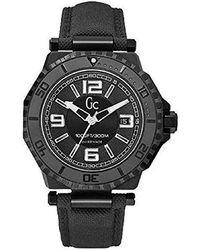 9ade06417d7b Guess - Reloj analogico para Hombre de Cuarzo con Correa en Piel X79011G2S  - Lyst