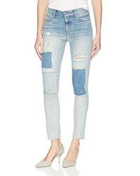 Lucky Brand - High Rise Bridgette Skinny Jean In Homemade - Lyst