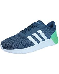 adidas Neo City Racer Shoes in Blue for Men Lyst