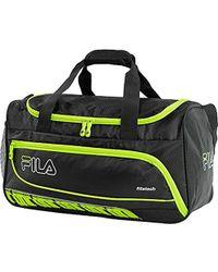 Fila - Lasers Small Sports Duffel Bag Gym Bag - Lyst