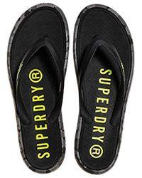 Superdry - Herren Surplus Goods Flip Flop Dusch-& Badeschuhe - Lyst