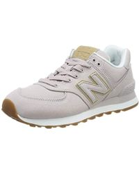 finest selection 0e4e0 40867 New Balance Wxnrgfh Women's Trainers In Pink in Pink - Lyst