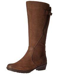 Cobb Hill - Rayna Wide Calf Rain Boot - Lyst