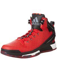 90899a3ce940 adidas Derrick Rose Dominate Iv Basketball Shoes Core Burgundy ...