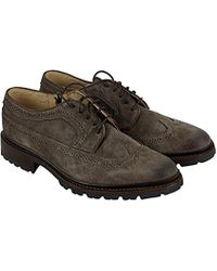Frye - James Lug Wingtip Oxford - Lyst