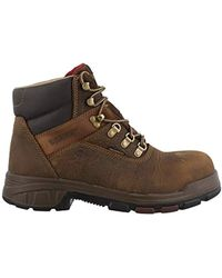 bc64e342da1 Lyst - Wolverine 6in Cabor Epx Waterproof Composite Toe Eh 6in Cabor ...