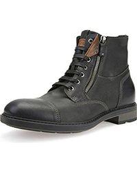 Geox - Mrickmove1 Combat Boot - Lyst