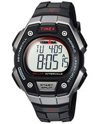 d4687afe8ab Lyst - Timex Ironman® Classic 50 Move+ in Black for Men