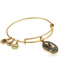 ALEX AND ANI - Aunt Rafaelian Bangle Bracelet - Lyst