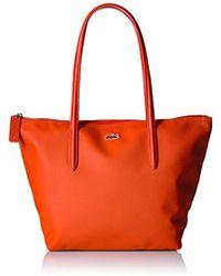 Lacoste - L.12.12 Concept Small Shopping Bag - Lyst