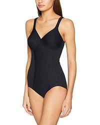 Triumph - Modern Soft+Cotton BS, Vestido Moldeador para Mujer, Negro (Black 0004) 46 (Talla del Fabricante: 90) - Lyst
