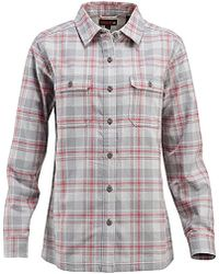 Wolverine - Redwood Two-sided Brushed Flannel Shirt Jac - Lyst