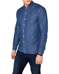 Levi's - Sunset 1 Pocket Shirt Casual - Lyst