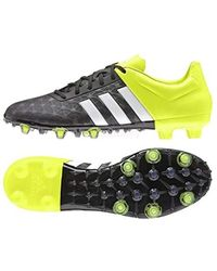 c24563ace adidas Predator 183 Fg Men's Football Boots In Black in Black for Men - Lyst