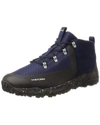Under Armour - Burnt River 2.0 Mid Hiking Shoe - Lyst