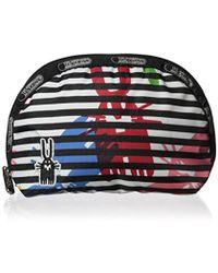 LeSportsac - X Peter Jensen Medium Dome Cosmetic Case, Jeffrey - Lyst