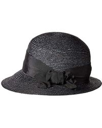 2d1feca837b Gottex - Darby Fine Milan Straw Packable Sun Hat