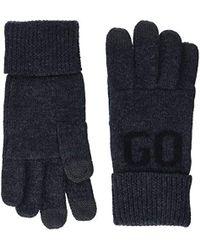 HUGO W 18 Handschuhe Herren - Blau