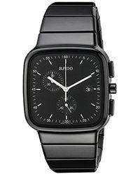 Rado - R28885152 1 Black Dial Watch - Lyst
