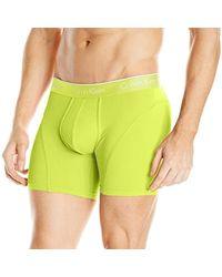 Calvin Klein - Underwear Air Fx Micro Boxer Briefs - Lyst
