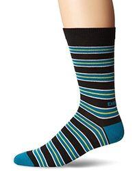 DIESEL - Skm-ray, Black Stripe, Sock Size:10-13/shoe Size: 6-12 - Lyst