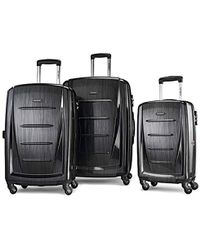 Samsonite - Freeform Expandable Hardside Luggage With Double Spinner Wheels - Lyst