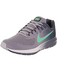 a71de93694bc6 Nike -   s W Air Zoom Structure 21 Running Shoes - Lyst