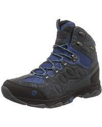 df6c7f5a4f0 Jack Wolfskin - Mtn Attack 5 Texapore Mid M High Rise Hiking Shoes - Lyst