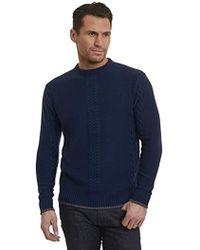 Robert Graham - Fulton Chain Long Sleeve Sweater - Lyst