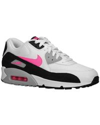 Nike - Air Max 90 Essential S Running Shoes - Lyst
